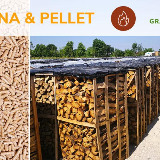 offerte legna e pellet